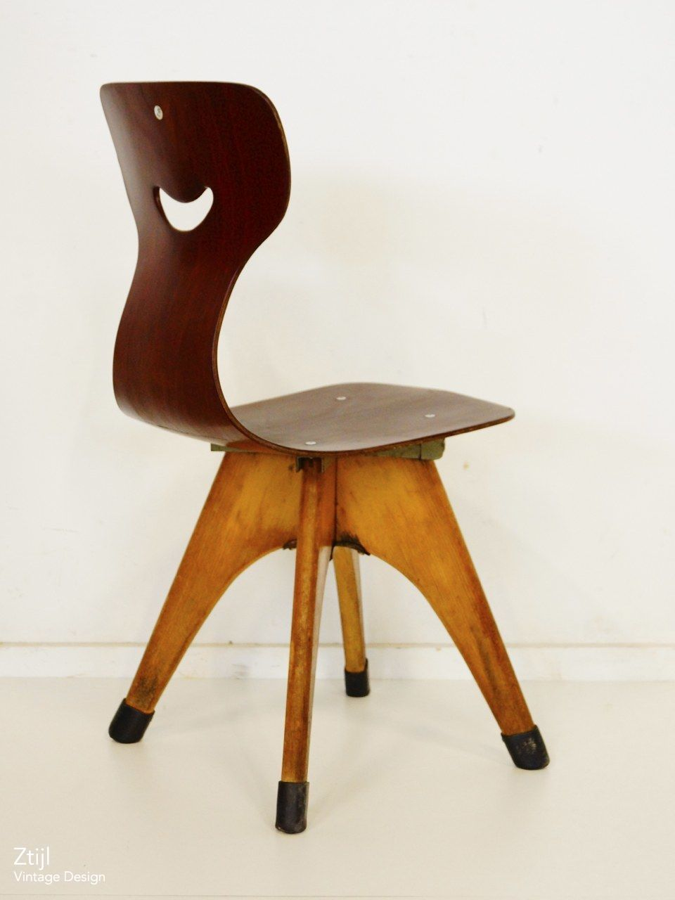 ... Pagholz Childrens Chair, 1950s | Mid Century Design