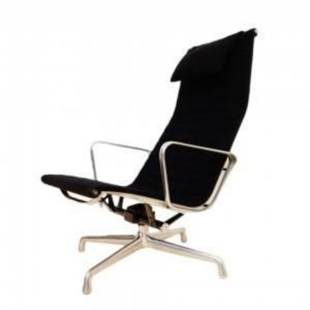 Eames 124 easy chair | Mid Century Design