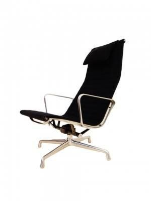 Eames 124 easy chair