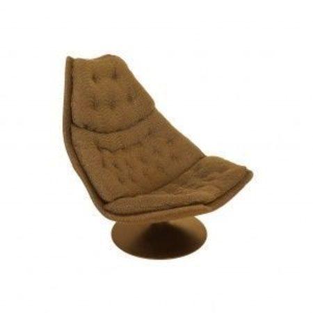 Artifort F588 Easy Chair 1960s | Mid Century Design