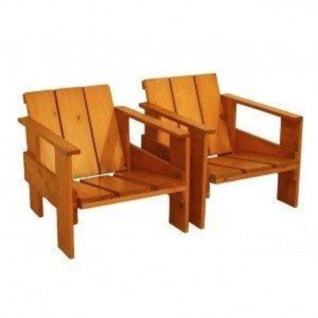 Crate Chair afther Gerrit Rietveld | Mid Century Design