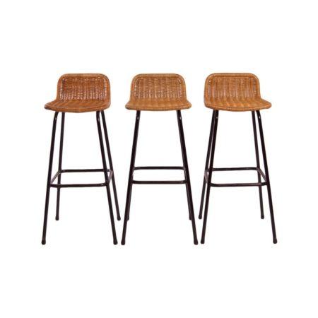 Bar Stools By Dirk van Sliedrecht | Mid Century Design