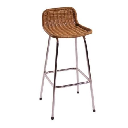 Dirk van Sliedrecht Stool Seat Height 71cm | Mid Century Design