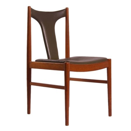 Danish Sibast Dining Chair '1960s | Mid Century Design