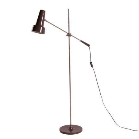 Hagoort Floor Lamp Brown | Mid Century Design