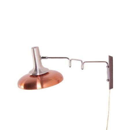 Lakro Wall Lamp Brassy | Mid Century Design