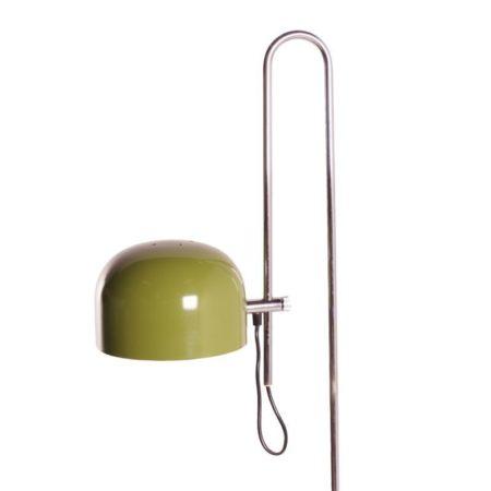 Artiforte Floor Lamp Green | Mid Century Design