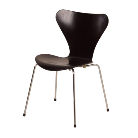 Black Butterfly Chair by Arne Jacobsen for Fritz Hansen, 1950s | Mid Century Design