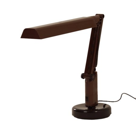 Brown Lucifer Desk lamp by Fagerhults '1970s | Mid Century Design