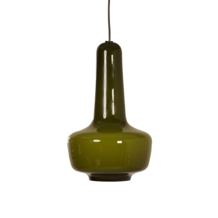 Danish Kreta Pendant by Jacob E. Bang for Fog & Morup, 1960s | Mid Century Design