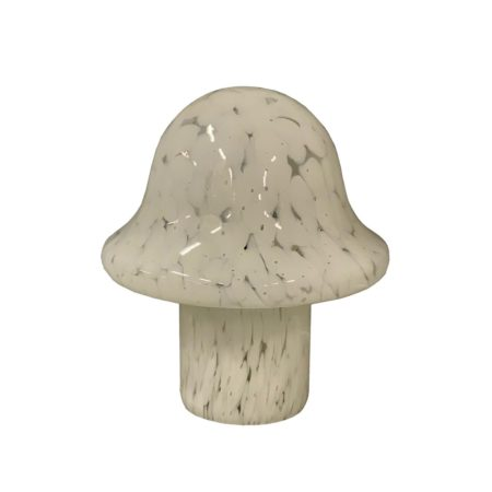 Glass Mushroom Table Lamp by Peill & Putzler, 1970s | Mid Century Design