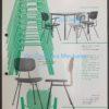 Red Chair by van der Sluis ca. 1960s