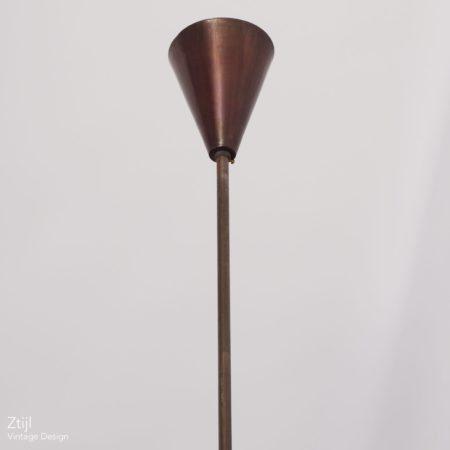 Rare Gispen / Giso Pendant by W.H. Gispen for Gispen, 1930s