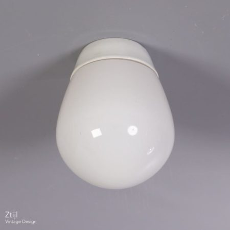 6001 LJS Ceiling lamp by Wilhelm Wagenfeld for Lindner, 1950s