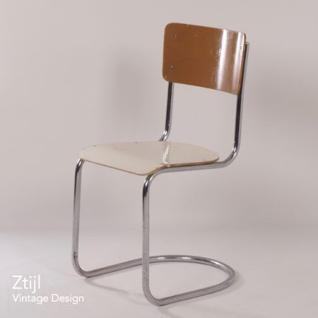 Auping Cantilever Chair Model 656, 1930s