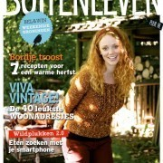 Ztijl mentioned in Dutch magazine Buitenleven