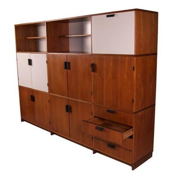 Vintage Pastoe Cabinet Cees Braakman Made To Measure