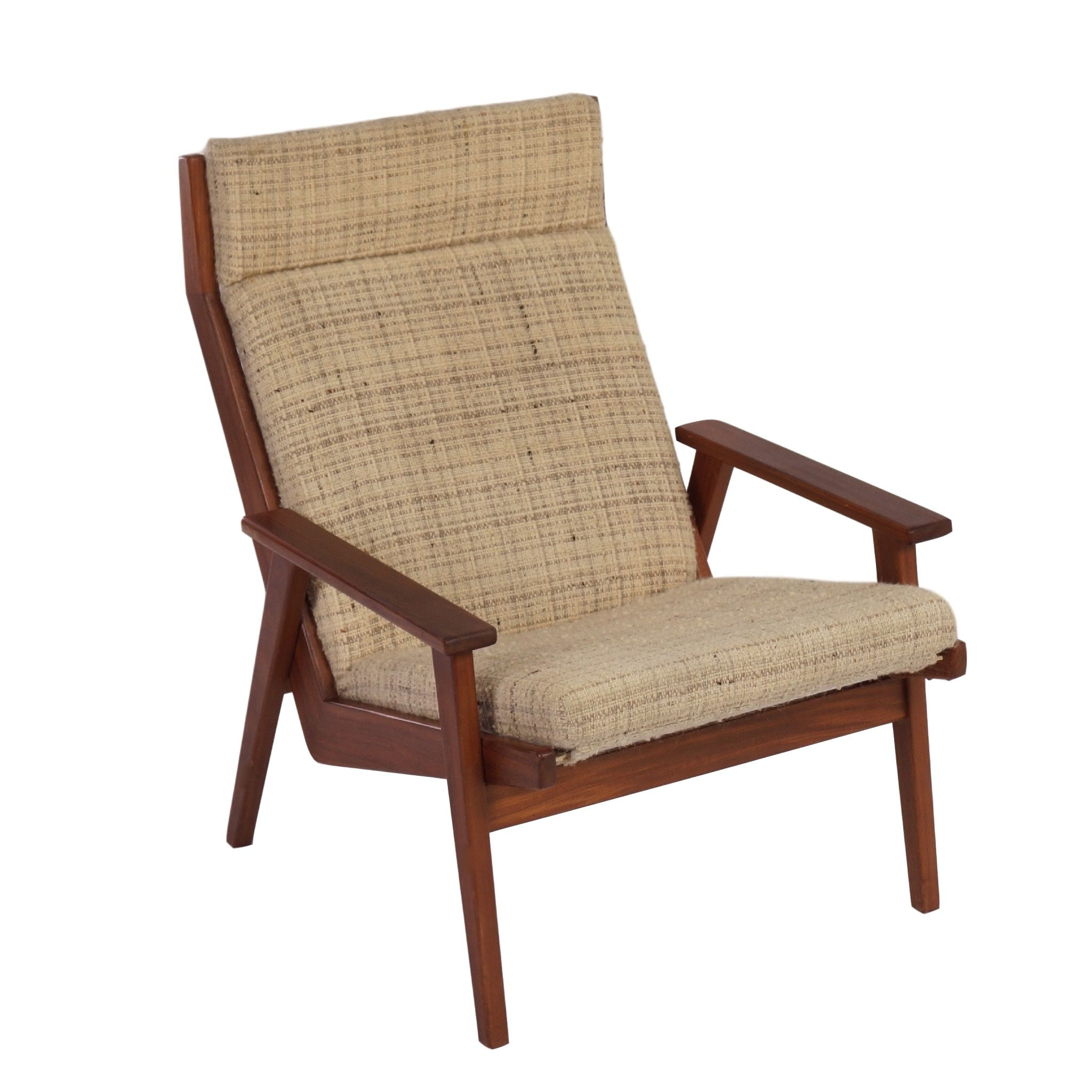 Vintage Rob Parry Easy Chair Gelderland Ztijl