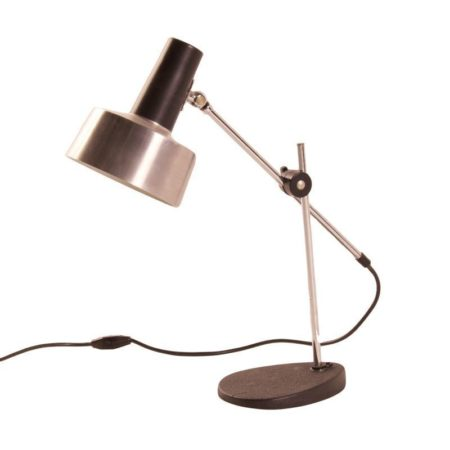 Desk Lamp by J. Hoogervorst for Anvia, 1960s | Mid Century Design