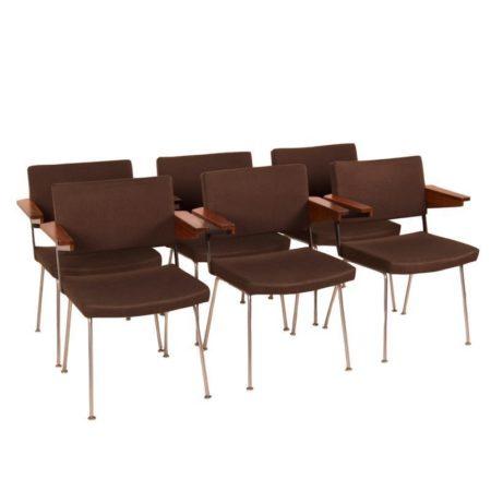 Gispen Cordemeyer Chairs | 6 Items | Mid Century Design