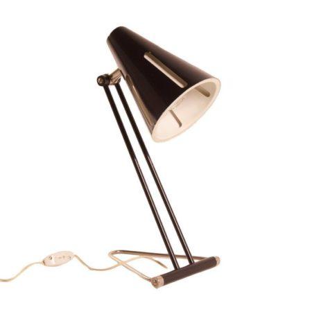 Hala Sun Series Desk Lamp Black | Mid Century Design