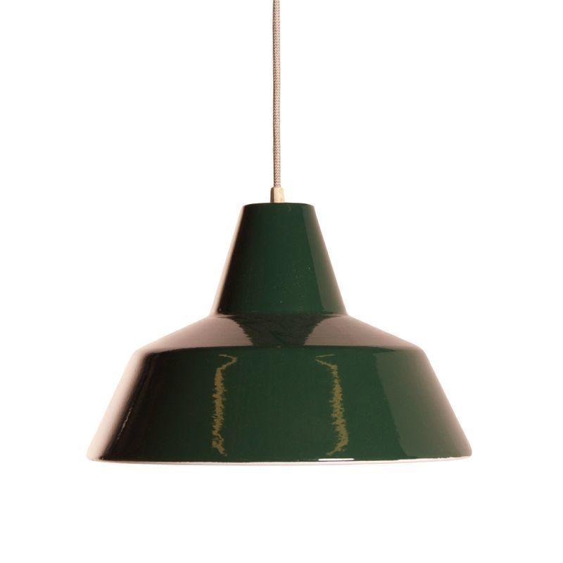 Louis Poulsen Pendant Enamel | Mid Century Design