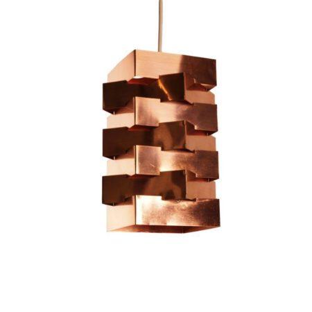 Anvia Pendant Hoogervorst Copper Colour | Mid Century Design