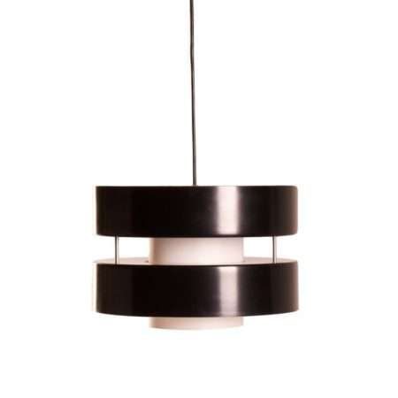 Hagoort Pendant Model 297 Black | Mid Century Design