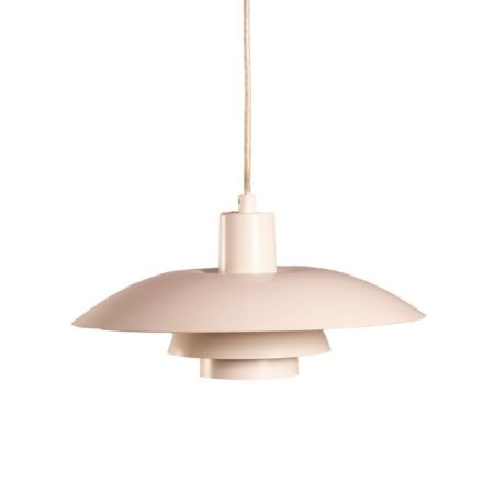 Louis Poulsen PH 4/3 Pendant by Poul Henningsen | White Danish Pendant