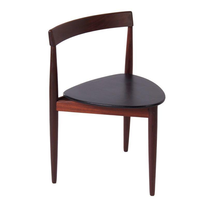 Roundette Dining Chair By Hans Olsen For Frem Rojle | Mid Century Design