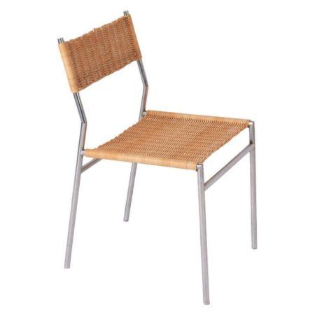 Martin Visser Chair for 't Spectrum | Single Dining Chair model SE 43 | Mid Century Design