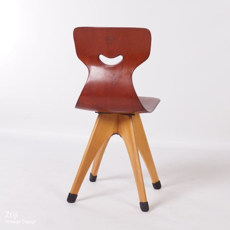 ... Pagholz Kids Chair By Adam Stegner | Mid Century Design ...