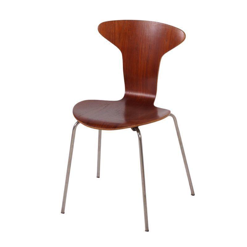 Fritz Hansen Design Stoelen.Vintage Fritz Hansen Mosquito Chair