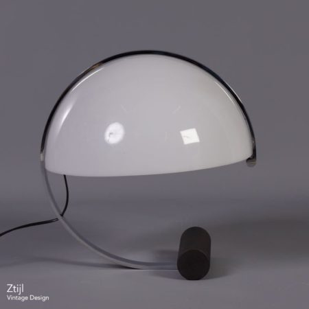 Seventies Italian Stilnovo Table Lamp by Artimeta