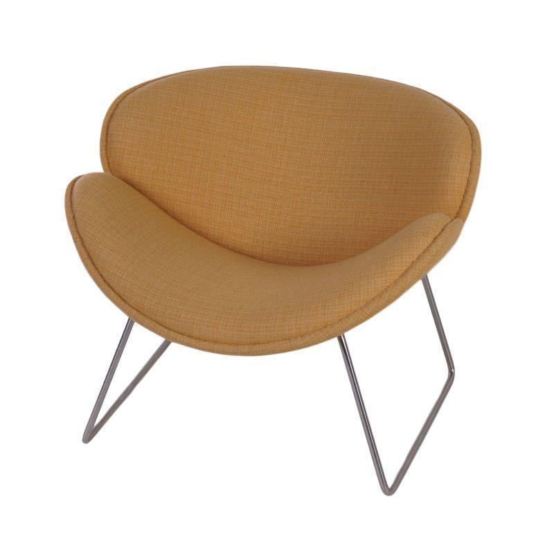 Artifort Slice Fauteuil.Vintage Artifort Easy Chair Pierre Paulin Slice Slide Model 438