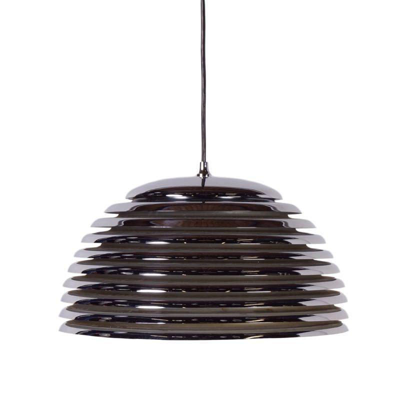 mid century design seventies saturno hanging lamp by kazuo motozawa. Black Bedroom Furniture Sets. Home Design Ideas