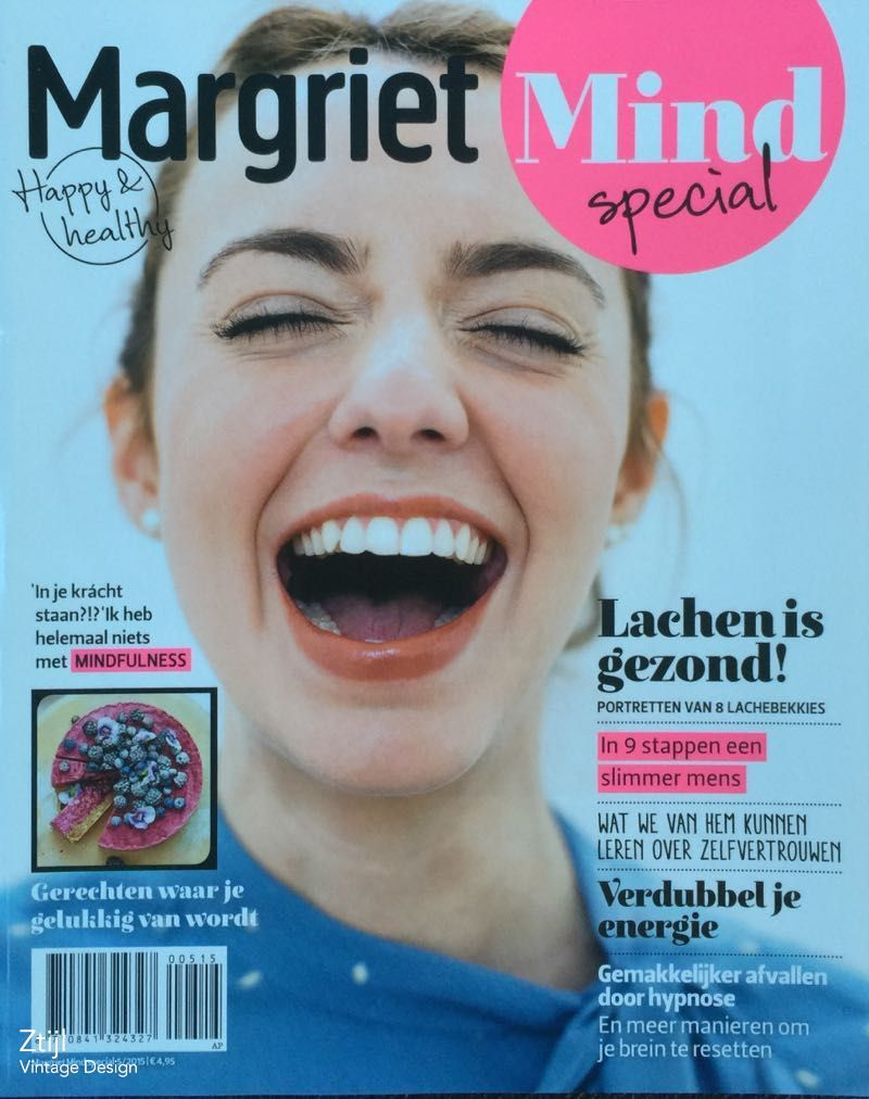 Ztijl Artifort Easy Chair in Margriet Magazine