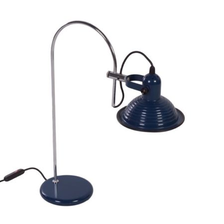 Anvia Desk Lamp Blue | Mid Century Design