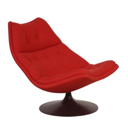 F511 Ladies Lounge Chair by Geoffrey Harcourt for Artifort, 1966 | Mid Century Design