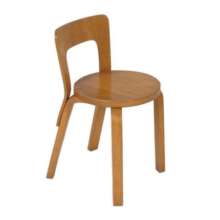 Alvar Aalto Chair | model 65 | Mid Century Design