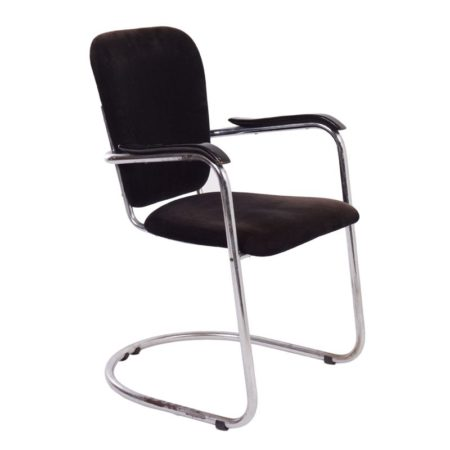 Fana Cantilever Chair | With Armrests | Mid Century Design