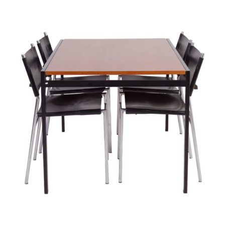 Pastoe Dining Table Cees Braakman | Mid Century Design
