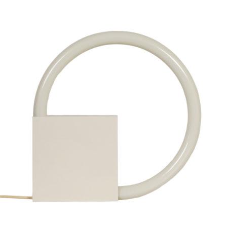 Sixties Aldo van den Nieuwelaar TC6 Circle Lamp | Mid Century Design
