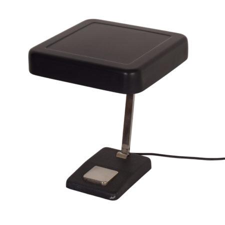 Zwarte Hillebrand Bureaulamp | Mid Century Design
