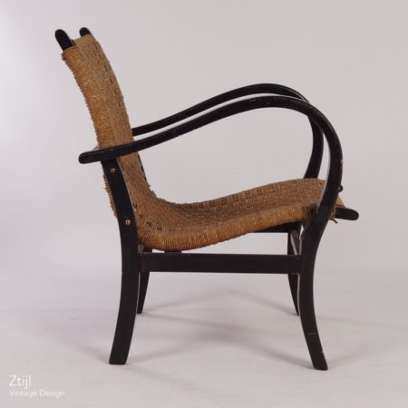 German armchair by Erich Dieckmann, 1930s