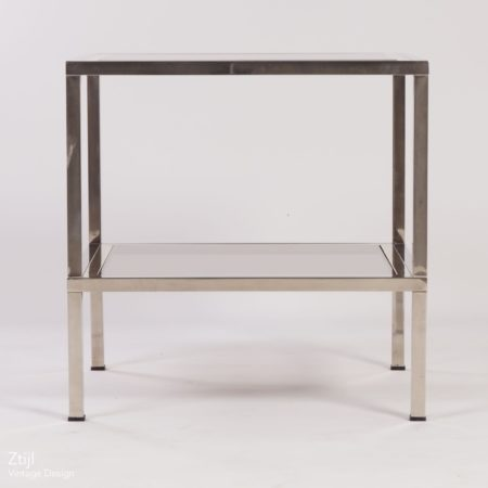 Side Table by Renato Zevi, Italy 1970s