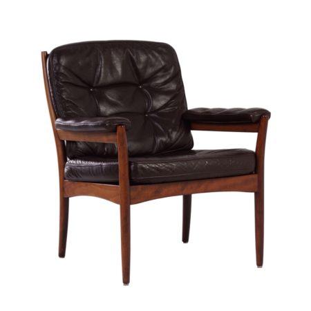 G-Mobel Easy Chair for Göte Möbler, Sweden 1970s | Mid Century Design
