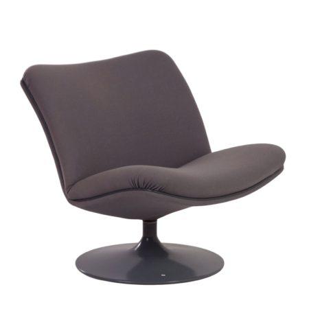 508 Swivel Chair by Geoffrey Harcourt for Artifort, ca. 1977 | Mid Century Design
