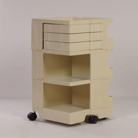 """Trolley """"Boby"""" by Joe Colombo for Bieffeplast ca.1970"""