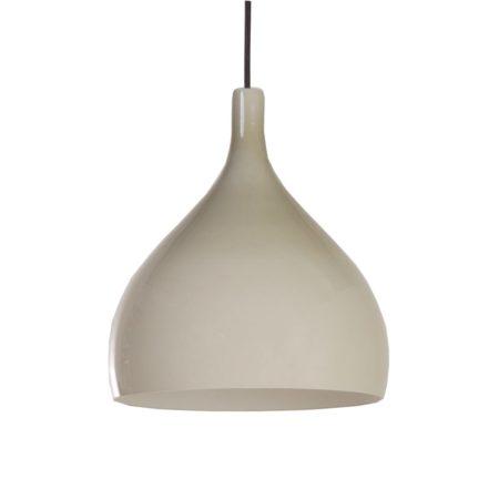 Beige Murano Pendant by Paolo Venini for Venini & C, 1960s Italy | Mid Century Design